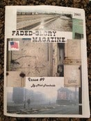 Image of Faded Glory Magazine #9 - reissue 2013