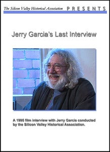 Image of Jerry Garcia's Last Interview [DVD]