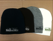 Image of MMBA Closeout Knit Hats - Regular Price $15