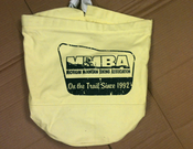 Image of MMBA Closeout Tote Bag - Regular Price $20