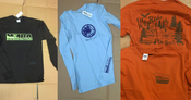 Image of MMBA Closeout Long Sleeve Tees - Regular Price $20
