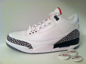 Image of Nike Air Jordan III (3) '88 Retro