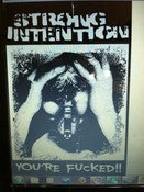 "Image of NEW "" YOU'RE FUCKED "" SHIRT !!"