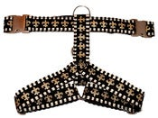 Image of Fleur de Lis Harness on UncommonPaws.com