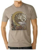 "Image of ""Decompositions -Elk"" Full Color, Slim Fit T-Shirt"