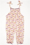 Image of Nelly Romper - smiley face