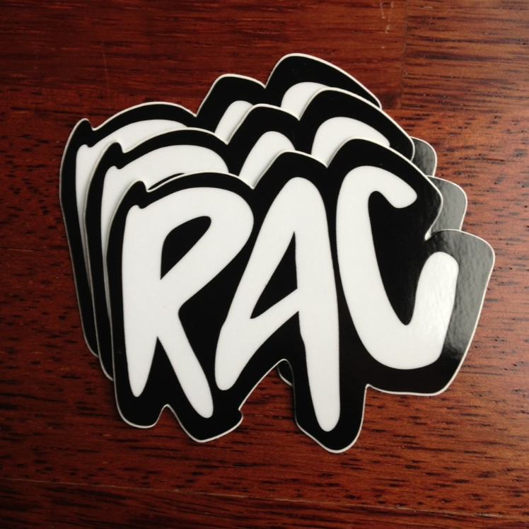 Image of RAC Sticker 3-Pack