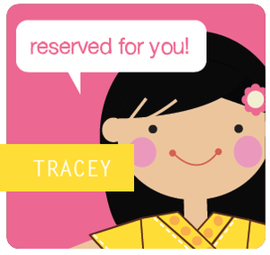 Image of RESERVED FOR TRACEY