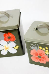 Image of Malibu Botanical Tin Set