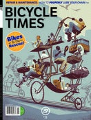Image of Bicycle Times Magazine #21