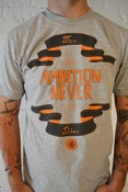 "Image of ""True Ambition"" grey-tee"