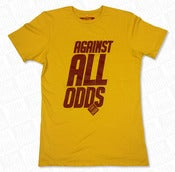 Image of Against All Odds T-shirt [Amber]