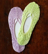 Image of Crochet Footies