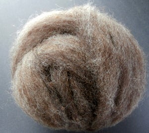 Image of Romney Cross - Red Oak Roving, 2oz