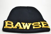 "Image of The Golden ""Bawse"" Skully"