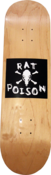 Image of SK8RATS Rat Poison Skateboards