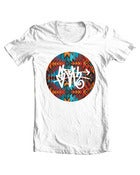 Image of Aztec SLOTH Tag White T