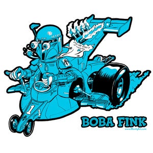 Image of Boba Fink T-Shirt