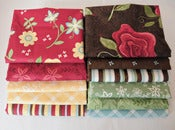 Image of Rebel Roses Fat Quarter Pack