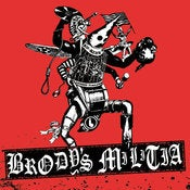 Image of BRODY'S MILITIA &quot;Cretin Slaughterhouse&quot; 7&quot; EP