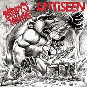Image of BRODY'S MILITIA / ANTiSEEN Split 7&quot; EP