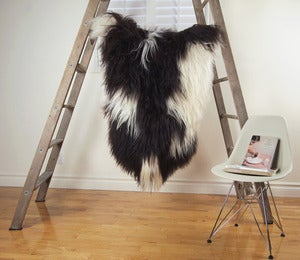 Image of Large Spotted Sheepskin SP-166