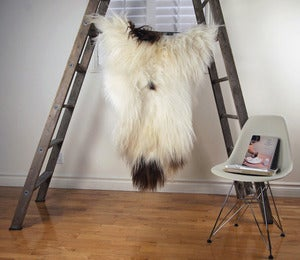 Image of Large Spotted Sheepskin SP-163