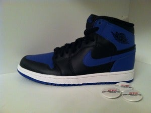 "Image of Air Jordan I (1) ""Royal"""