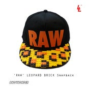 Image of LEGO LEOPARD BRICK SNAPBACK