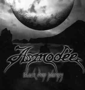 Image of ASMODÉE - Black Drop Journey VINYL 7 inch