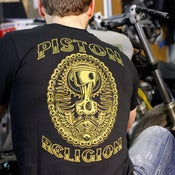 Image of Piston Religion