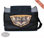 Image of Hilda Satchel/Backpack featuring Mandala