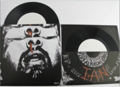 "Image of Intraterrenos y los Almas Negras 7"" {LTD 300}"