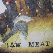 Image of Raw Meat - Demo 7""