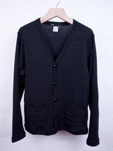 Image of Number (N)ine -  Slub Button Front Cardigan