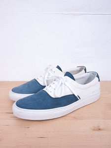 Image of Common Projects - Five-Hole Slip On Sneakers