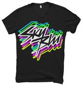 Image of Sky Blu Neons Shirt