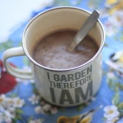 Image of Enamel Mug for Gardeners