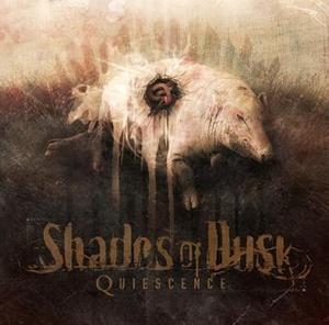 Image of SHADES OF DUSK - Quiescence CD & Caress The Despair CD + bonus CD
