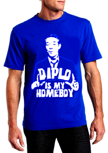 Image of Diplo is my Homeboy