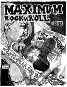 Image of Maximum Rocknroll #358 - March 2013