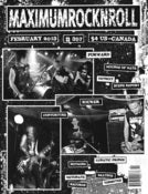 Image of Maximum Rocknroll #357 - February 2013