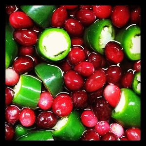 Image of Cranberry Jalapeno Jelly