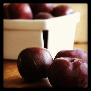 Image of Santa Rosa Plum Preserves