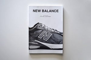 Image of New Balance Japan 'Let's make excellent happen' Booklet 