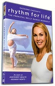 Image of Rhythm for Life - The Prenatal Belly Dance Workout DVD by Suzanne Caesar