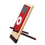 Image of Stano wooden mp3/phone-stand