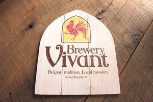 Image of Brewery Sign