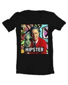 Image of HIPSTER Black T-shirt