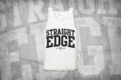 Image of STRAIGHT EDGE TANK TOP